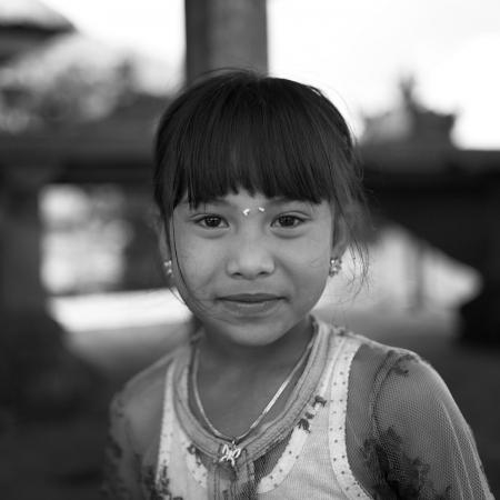 CT Balinees meisje