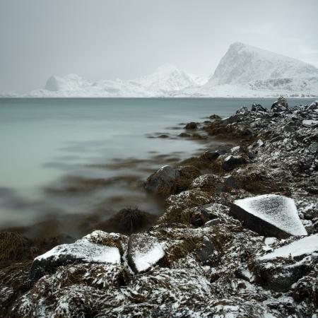 Arctic drift away