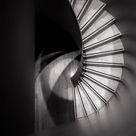 Krepla staircase